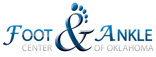 foot and ankle center of oklahoma logo